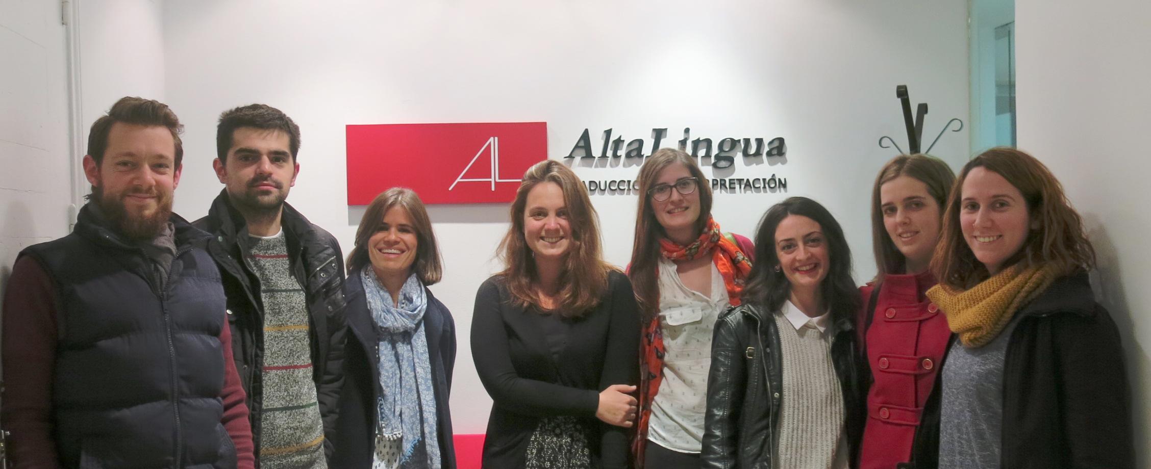 AltaLingua Academy: Gestión y calidad en la traducción.