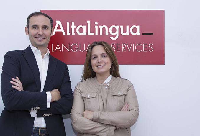 ¡Feliz Aniversario AltaLingua!