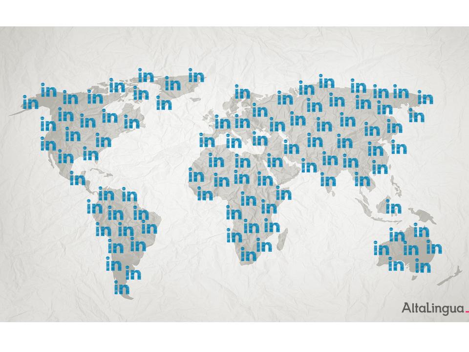 Ventajas de traducir el perfil de LinkedIn