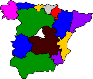 dialects in Spain