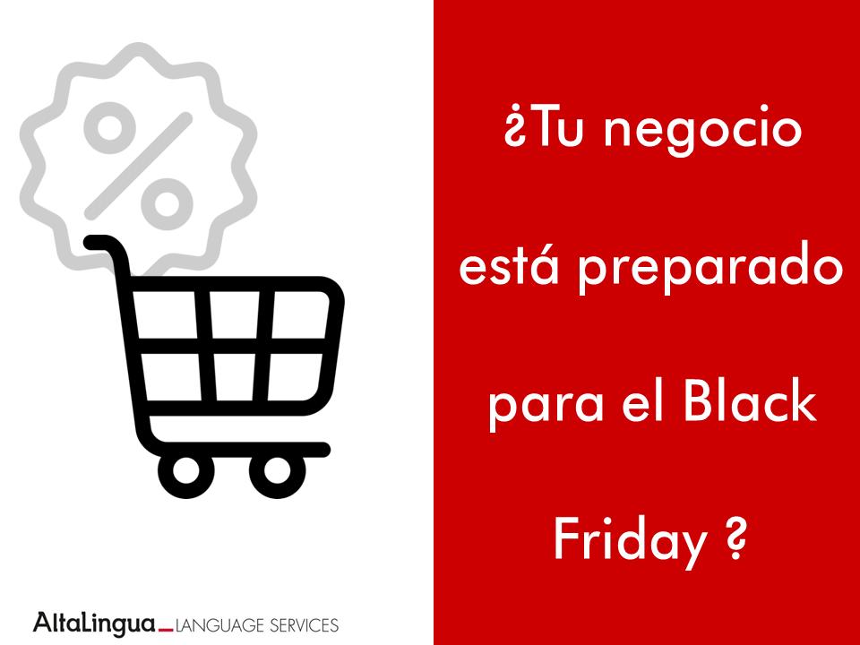¿Tu negocio está preparado para el Black Friday?