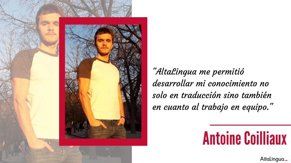 Prácticas traducción en francés – ¡Haz tus prácticas en AltaLingua!
