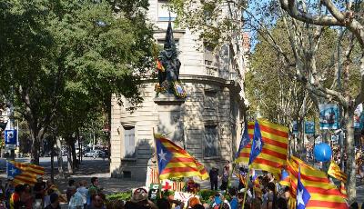 El Día Nacional de Cataluña: la Diada