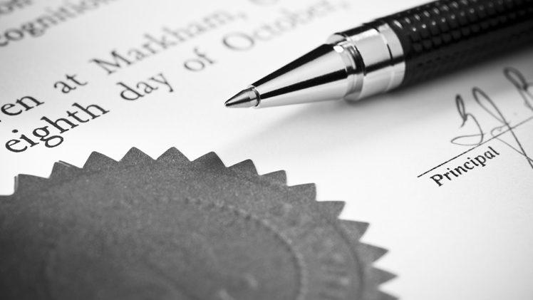 Examen para la obtención del título de Traductor-Intérprete Jurado de Inglés 2017.